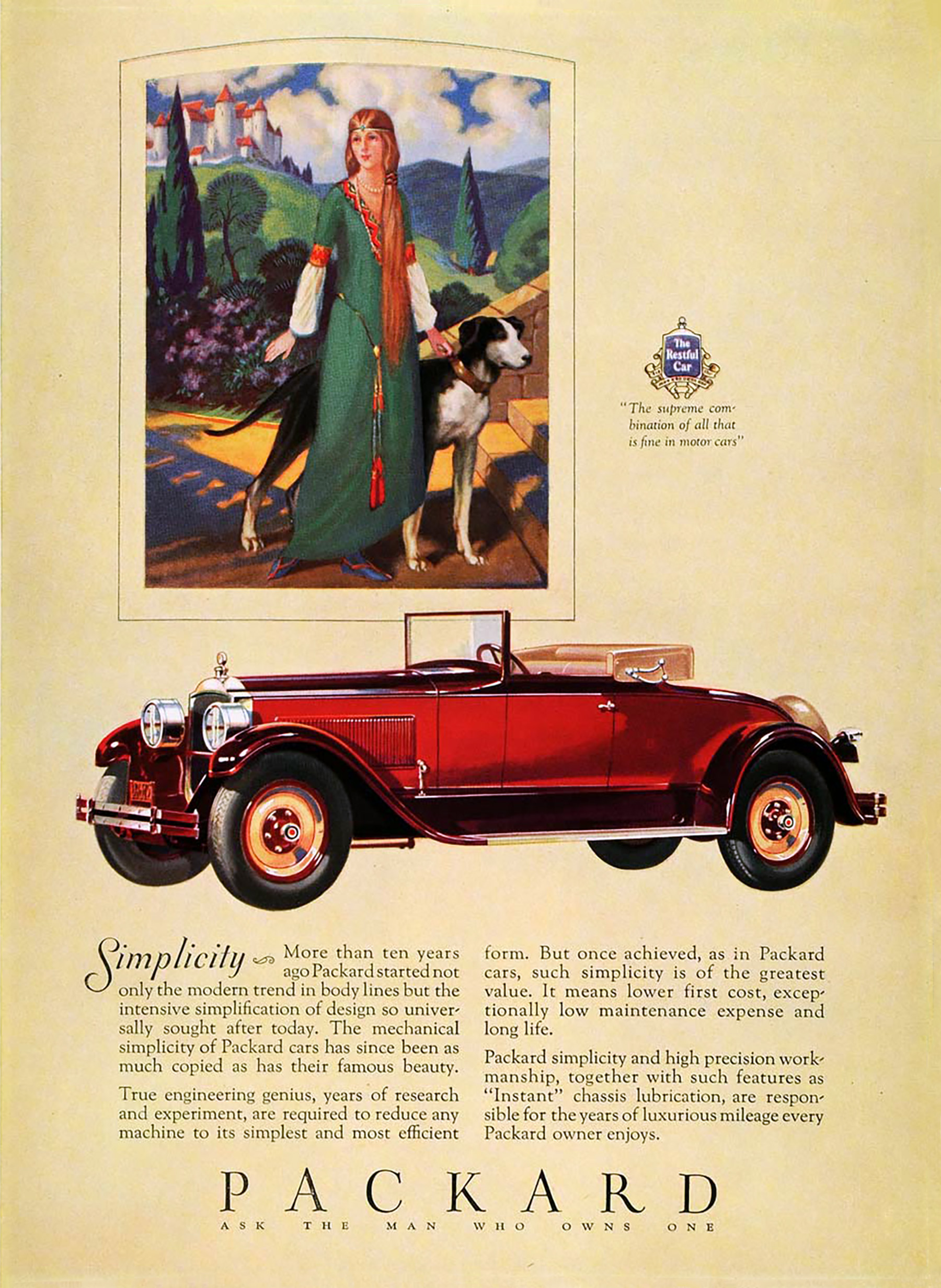 Drop-Top Madness! 20 Classic Convertible Ads ...